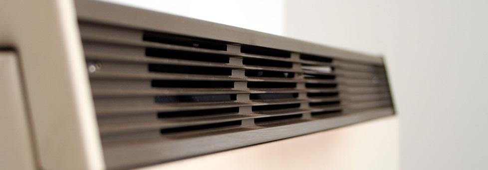 Storage Heater grill